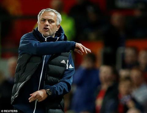 HLV Jose Mourinho phát biểu trận MU vs Derby, chỉ trích học trò hình ảnh