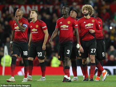 MU thất bại trước Derby County Cái dớp mùa thứ 3 của Mourinho hình ảnh