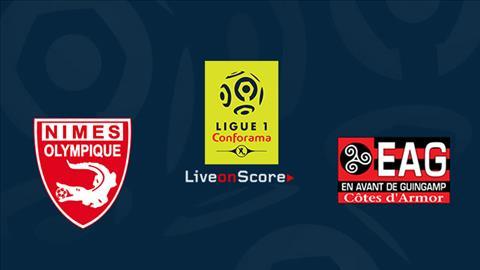 Nhận định Nimes vs Guingamp 00h00 ngày 279 Ligue 1 201819 hình ảnh