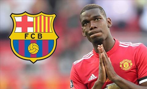 Lộ số tiền Barca dự định hỏi mua Paul Pogba hình ảnh 2