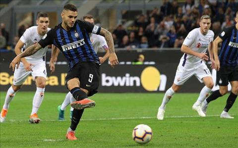 Mauro Icardi đáp trả những chỉ trích sau trận Inter 2-1 Fiorentin hình ảnh