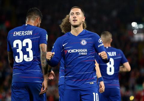Eden Hazard nói gì về khả năng rời Chelsea ở Hè 2019 hình ảnh 2