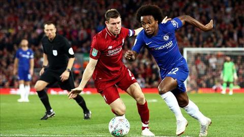 Eden Hazard tỏa sáng Chelsea đánh bại Liverpool ở cúp Liên đoàn hình ảnh