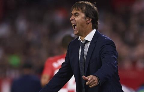 HLV Lopetegui phát biểu sau trận Sevilla vs Real Madrid hình ảnh