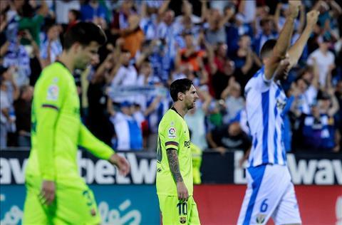 Quan điểm Barca phụ thuộc vào Messi Vì thế, họ lụi bại! hình ảnh
