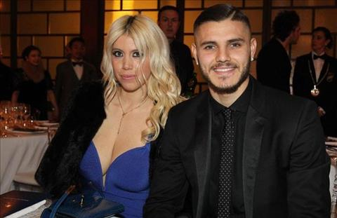 Vợ nóng bỏng của Icardi dằn mặt những kẻ dòm ngó hình ảnh 2