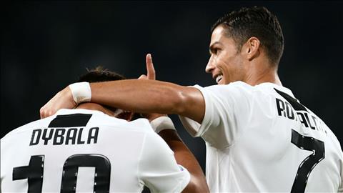 Allegri cảnh báo các đối thủ về cặp song sát Ronaldo - Dybala hình ảnh