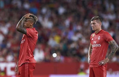 Casemiro phát biểu sau trận Sevilla 3-0 Real Madrid hình ảnh