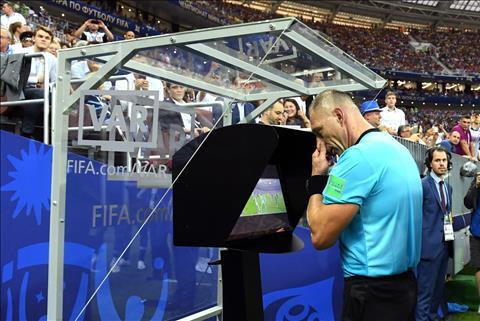ĐT Việt Nam sẽ có dịp trải nghiệm công nghệ VAR ở Asian Cup 2019 hình ảnh