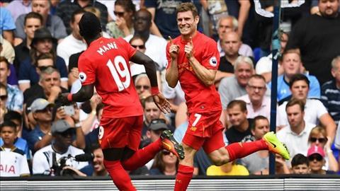Chuyển nhượng Liverpool chưa vội vàng giữ chân Mane và Milner hình ảnh