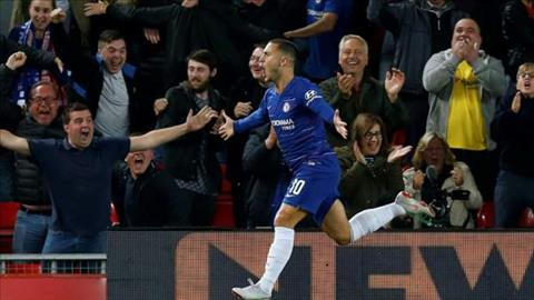 Hazard ghi ban thang quyet dinh giup Chelsea gianh chien thang
