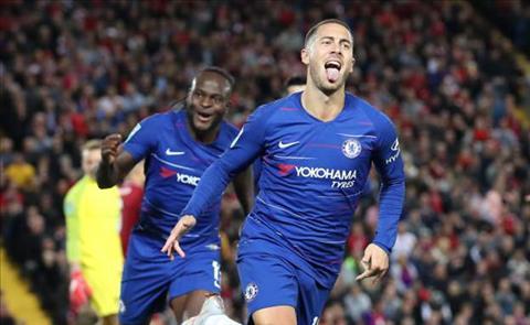 Hazard hy vong Chelsea tiep tuc danh bai Liverpool vao cuoi tuan