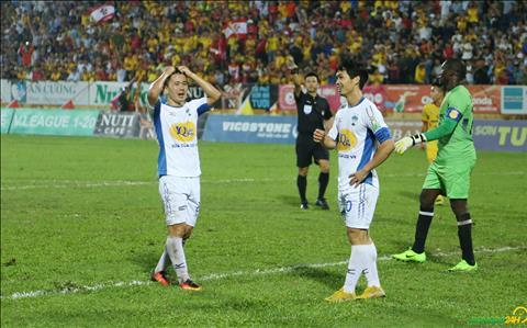 Công Phượng vắng mặt ở vòng 25 V-League vì thẻ phạt hình ảnh