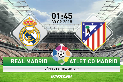 Preview Real Madrid vs Atletico Madrid