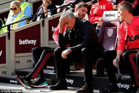 Anthony Martial nói về mâu thuẫn với Mourinho hình ảnh
