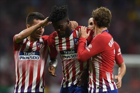 Atletico thang 3 tran lien