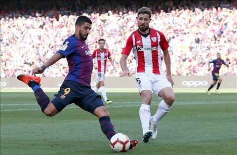 Barca vs Bilbao Suarez