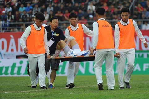 HAGL đón nhận thêm những ca chấn thương sau trận thắng Nam Định hình ảnh