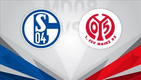 Schalke vs Mainz 1h30 ngày 219 Bundesliga 201920 hình ảnh