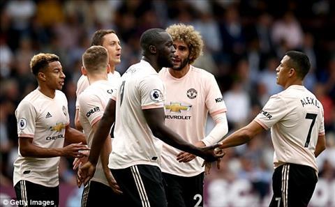Kết quả Burnley vs MU trận đấu vòng 4 Premier League 201819 hình ảnh 2