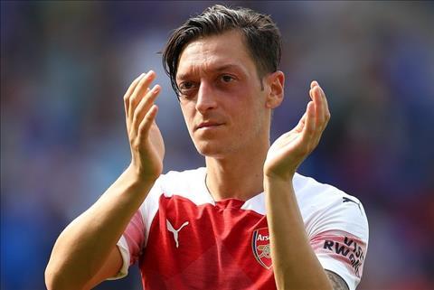 Mesut Ozil rời Arsenal tới Fernerbache vào tháng 1 năm 2019 hình ảnh