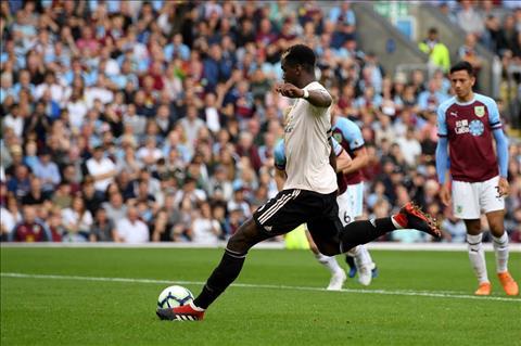 Romelu Lukaku phát biểu về MU sau trận thắng Burnley hình ảnh