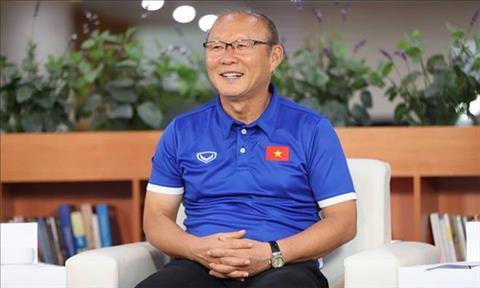 HLV Park Hang Seo day dứt sau thất bại của Olympic Việt Nam trước hình ảnh