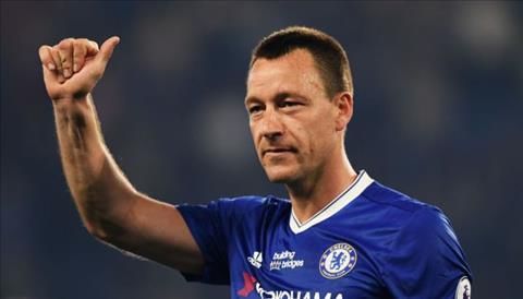 John Terry tro lai Chelsea