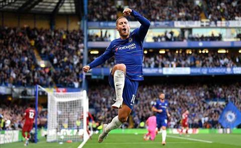 Ngôi sao Hazard của Chelsea học Ronaldo đào tẩu sang Real Madrid hình ảnh