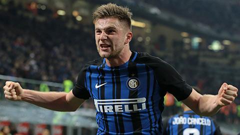 Barca muốn mua Milan Skriniar vào tháng 1 năm 2019 hình ảnh