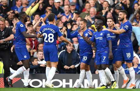 Michael Essien Chelsea vô địch Ngoại hạng Anh 201819 hình ảnh