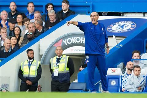 HLV Sarri phát biểu trận Chelsea vs Liverpool hình ảnh