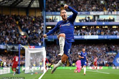 Eden Hazard không rời Chelsea trong kỳ chuyển nhượng tháng 1 hình ảnh