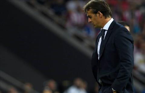 HLV Real ấm ức sau trận hòa ở derby Madrid hình ảnh 2