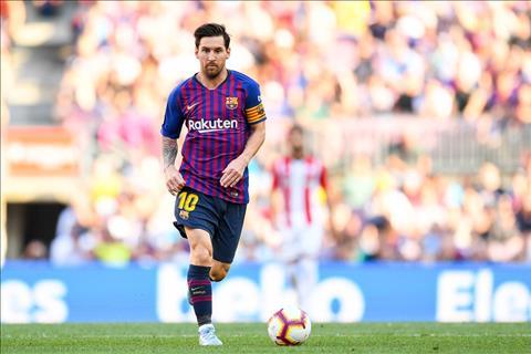 Messi cua Barca