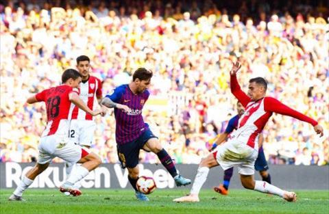 Messi giải cứu Barca, Suarez bực ra mặt hình ảnh