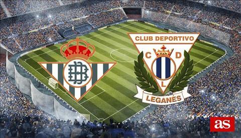 Betis vs Leganes 2h00 ngày 19 La Liga 201920 hình ảnh