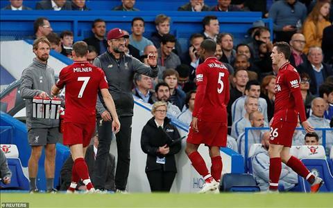 Van Dijk ủng hộ HLV Klopp xoay tua đội hình Liverpool hình ảnh