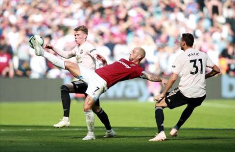 HLV Mourinho khen ngợi thảm họa McTominay trận MU vs West Ham hình ảnh