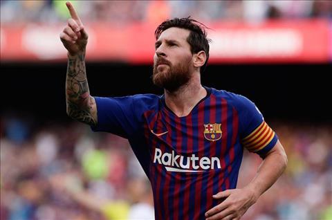 Lionel Messi không muốn rời Barcelona hình ảnh
