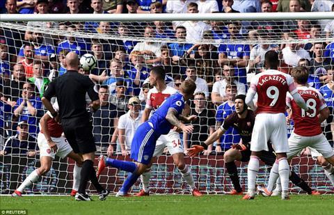 Paul Merson phát biểu về Arsenal Emery không hơn Wenger hình ảnh