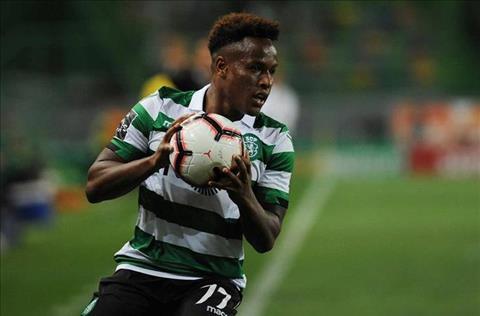 Barca muốn mua Jovane Cabral của Sporting Lisbon hình ảnh