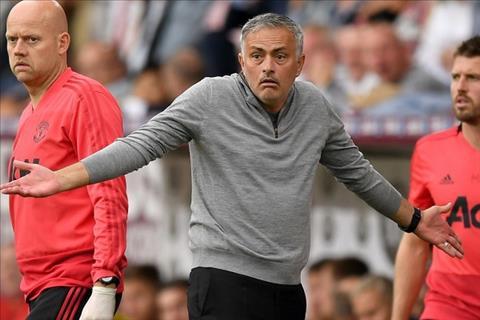 Lý do gì khiến Mourinho không lo bị MU sa thải hình ảnh