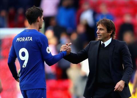 Morata bất ngờ lên tiếng chỉ trích thầy cũ Conte hình ảnh