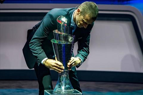 UEFA Nations League là gì hình ảnh
