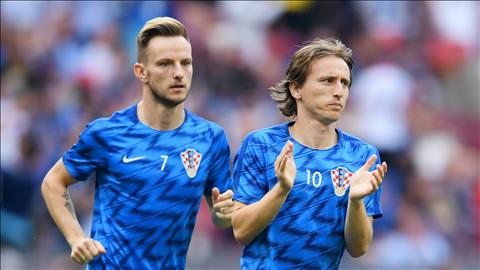 Rakitic khen Modric là cầu thủ xuất sắc nhất thế giới hình ảnh