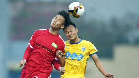 Trực tiếp SLNA vs Thanh Hóa bán kết cúp quốc gia 2018 hôm nay hình ảnh