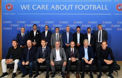 UEFA xem xét bỏ luật bàn thắng sân khách hình ảnh