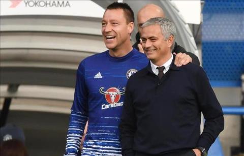 Điểm tin bóng đá sáng ngày 68 Mourinho không thể tái ngộ Terry hình ảnh