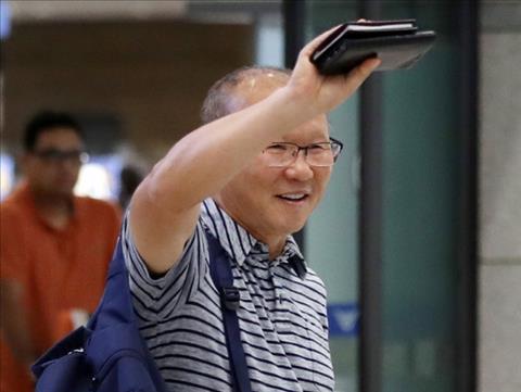 HLV Park Hang Seo không thể theo dõi đại chiến HAGL - Hà Nội hình ảnh
